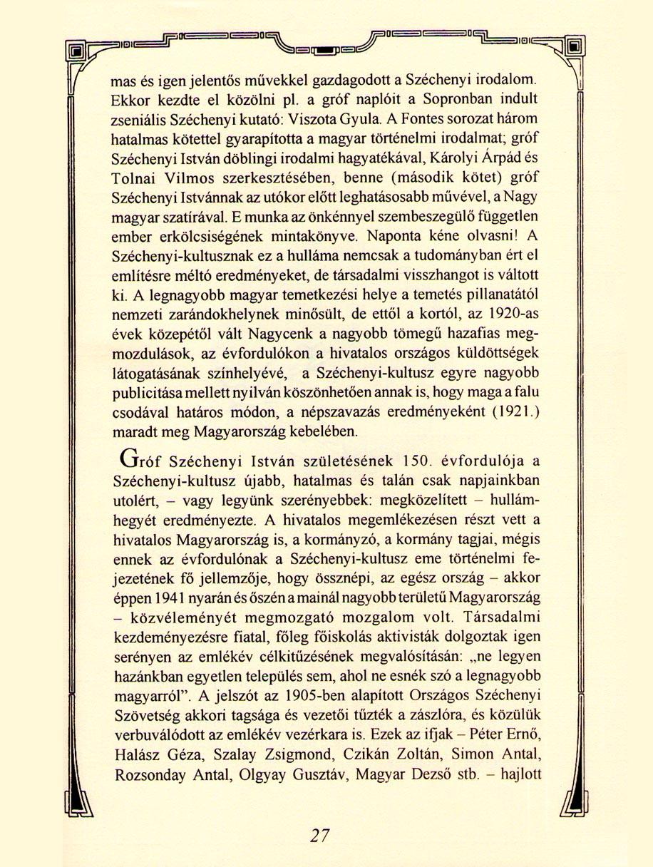 Emléklap 1997